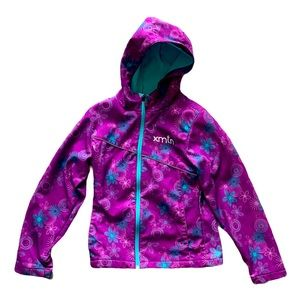 Girls XMTN spring jacket size Large 10-12